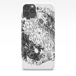 Yin Yang Koi iPhone Case