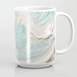 Toes in the Sand... Coffee Mug