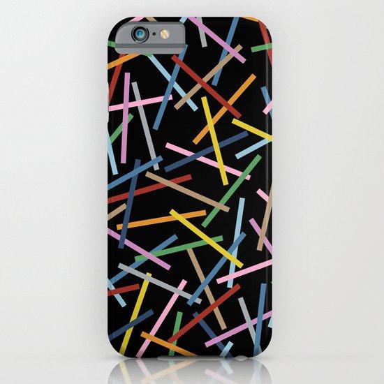 Kerplunk Black iPhone & iPod Case