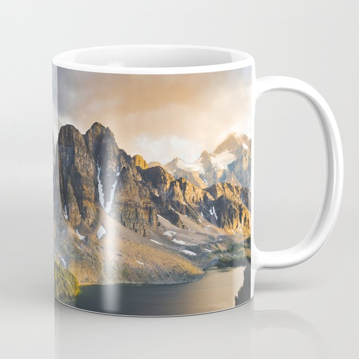 Mount Assiniboine Provincial Park Coffee Mug By Celestineaerden Society6