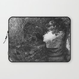 The Path to Prussia Cove, Cornwall, England, United Kingdom Laptop Sleeve