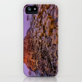 When the sun raises iPhone Case