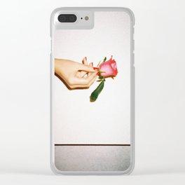 6:47 PM Clear iPhone Case