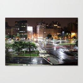 Buenos Aires Canvas Print