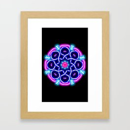 Kaleidoscope Art Framed Art Print
