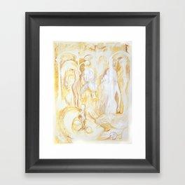 sepia II Framed Art Print