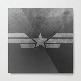 captain Metal Print