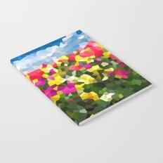 Spring Dreams Notebook