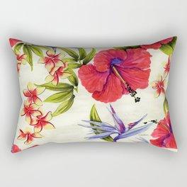 Paradise Party Rectangular Pillow