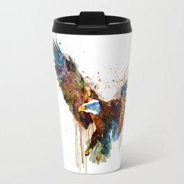 Free and Deadly Eagle Travel Mug