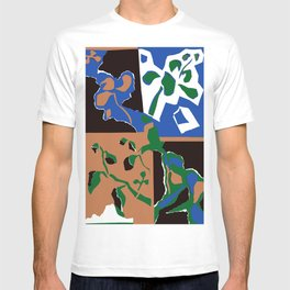 Mirrored House Plant  T-shirt