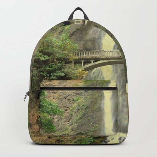MULTNOMAH FALLS - OREGON Backpack