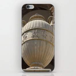 Decorative Urn - Palace Of Fine Arts SF iPhone Skin