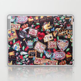 A PICTURE IS WORTH A 1000 WORDS Laptop & iPad Skin