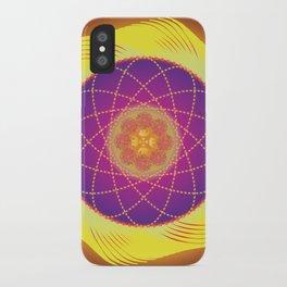 Success Mandala - מנדלה הצלחה iPhone Case