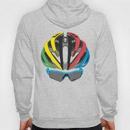 Cycling Face Hoody