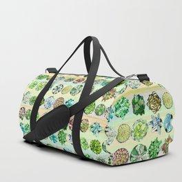 Succulents,Desert vibes Duffle Bag
