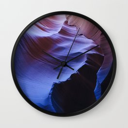 Colors of the Canyon Wall Clock