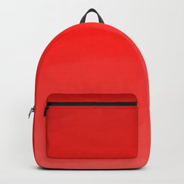 Glowing Red Lipstick Backpack