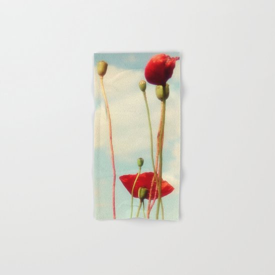 Lost Poppies Hand & Bath Towel