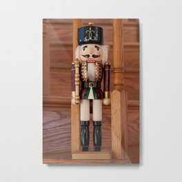 Nutcracker Photography Print Metal Print