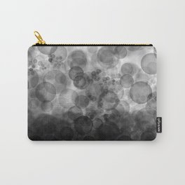 B&W Spotted1 - Reverse Carry-All Pouch