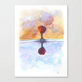 As Above So Below  No15 Canvas Print