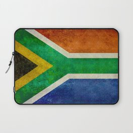 Flag of the Republic of South Africa Laptop Sleeve