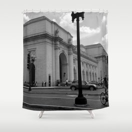 Union Station, No. 1 Shower Curtain