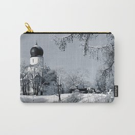 Theodore Sovereign's Cathedral, Saint-Petersburg, Russia Carry-All Pouch