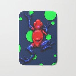 Poison Dart Frog Bath Mat