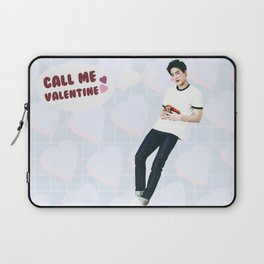 Call Me Valentine - Suho Laptop Sleeve