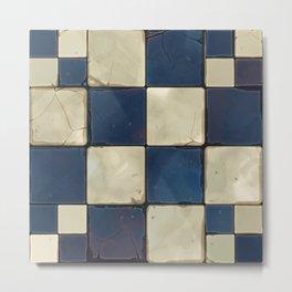 Dungeon Tiles Anyone? Metal Print