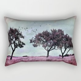 A something in a summer´s day Rectangular Pillow