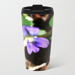 Violet 03 Metal Travel Mug