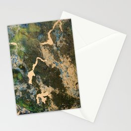 """Widox x kosmosu """"View from Space"""" Stationery Cards"""
