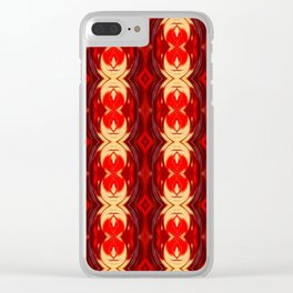 TOTEMS Clear iPhone Case