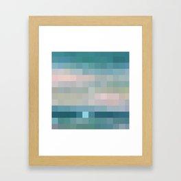 Candy Crushes Framed Art Print