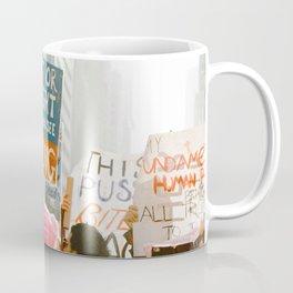 Left/Right/Wrong Coffee Mug