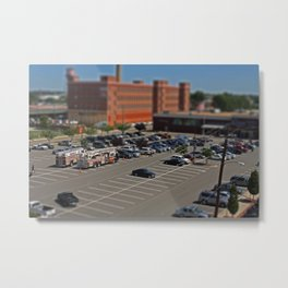 Richmond - Tilt Shift 1 Metal Print