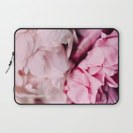 Pink Peonies Laptop Sleeve