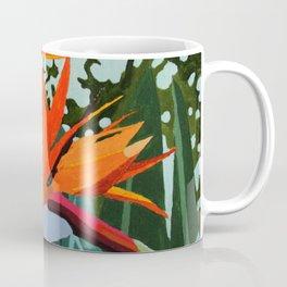 Strelitzia - Bird of Paradise Coffee Mug
