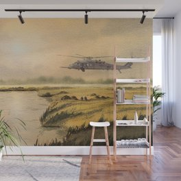 HH-60 Pave Hawk Helicopter Wall Mural