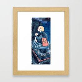 Chez Doods Framed Art Print