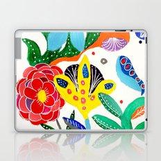 Dreaming in the garden Laptop & iPad Skin