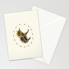 The Lowland Streaked Tenrec Stationery Cards