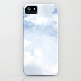 Just Clouds iPhone Case