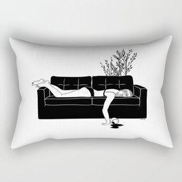 Bad Day Rectangular Pillow