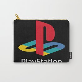 Playstation Logo Carry-All Pouch