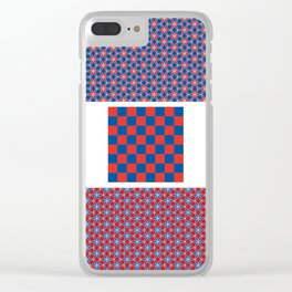 CHESS - Towels & more Clear iPhone Case
